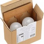 AmazonBasics Ampoule LED E27 A60 avec culot à vis, 10W (équivalent ampoule incandescente 75W), blanc froid - Lot de 2 de la marque AmazonBasics image 3 produit