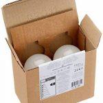 AmazonBasics Ampoule LED E27 A67 avec culot à vis, 14W (équivalent ampoule incandescente 100W),blanc chaud - Lot de 2 de la marque AmazonBasics image 4 produit