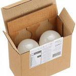 AmazonBasics Ampoule LED E27 A67 avec culot à vis, 14W (équivalent ampoule incandescentede 100W), blanc froid - Lot de 2 de la marque AmazonBasics image 4 produit