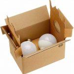 AmazonBasics Ampoule LED Globe E27 G93, 14.5W (équivalent ampoule incandescente de 100W), blanc chaud - Lot de 2 de la marque AmazonBasics image 4 produit