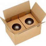 AmazonBasics Ampoule LED Globe E27 G93 à filament, 7W (équivalent ampoule incandescente de 60W) - Lot de 2 de la marque AmazonBasics image 3 produit