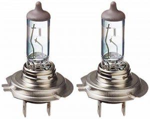 AmazonBasics Ampoule pour phare automobile - H7 (90%) - 12V/55W/Culot PX26d - Lot de 2 de la marque AmazonBasics image 0 produit