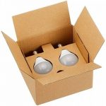 AmazonBasics Petite ampoule LED E14 P45 type globe, avec culot à vis, 5.5W (équivalent ampoule incandescente de 40W), blanc chaud - Lot de 2 de la marque AmazonBasics image 3 produit