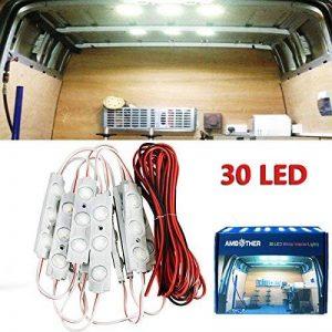 AMBOTHER HitsFR552 Lampe Intérieur de Auto LED Plafonnier Véhicule DC 12V de la marque AMBOTHER image 0 produit
