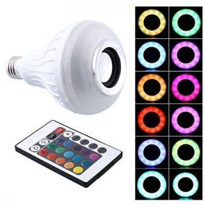 ampoule bluetooth musicale TOP 9 image 0 produit
