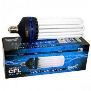 Ampoule CFL 8U 250w - 6400°K - Croissance - E40 - Superplant de la marque Superplant image 0 produit