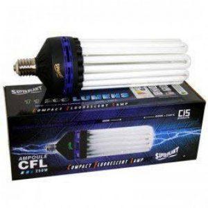 Ampoule CFL Dual 250W - 2100°K + 6400°K - Croissance Floraison - E40 - Superplant de la marque Superplant image 0 produit