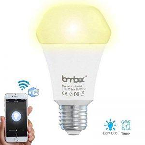 ampoule commandée TOP 10 image 0 produit