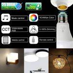 ampoule commandée par smartphone TOP 2 image 4 produit