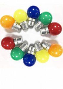ampoule couleur baïonnette TOP 11 image 0 produit