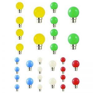 ampoule couleur baïonnette TOP 9 image 0 produit