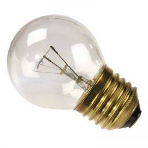 Ampoule de four 40 W, 300°, E27, en forme de goutte, transparente de la marque Hama image 0 produit