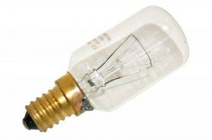Ampoule de four SES E14 40 W Pièce d'origine : 481281728455. de la marque Whirlpool image 0 produit