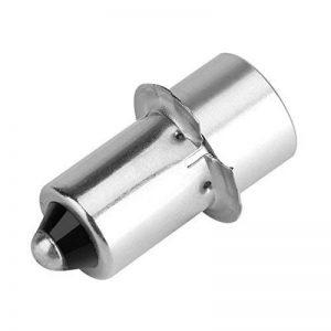Ampoule de lampe de poche LED Puissance 3W 4-12V pièce de rechange LED Kit de conversion Ampoules LED haute luminosité de travail d'urgence Lampe de poche lampe de poche ampoules de rechange(Blanc chaud) de la marque eecoo image 0 produit