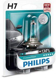 AMPOULE DE PHARE AVANT ORIGINE PHILIPS XTREME VISION +130 H7 (1PC) 12972XV + B1 de la marque Philips image 0 produit