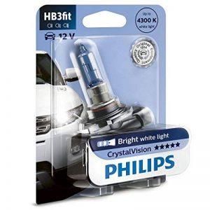 Ampoule De Phare Philips Crystal Vision HB3 (1Pce) 9005CVB1 de la marque Philips image 0 produit