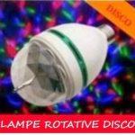 ampoule disco TOP 0 image 3 produit