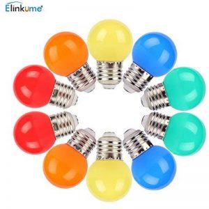 ampoule e27 couleur TOP 11 image 0 produit