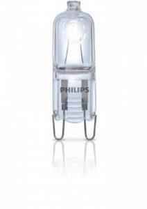 Ampoule EcoHalogène Capsule Culot G9 42 Watts Consommés Équivalence Incandescence : 60W [Classe énergétique D] de la marque Philips Lighting image 0 produit