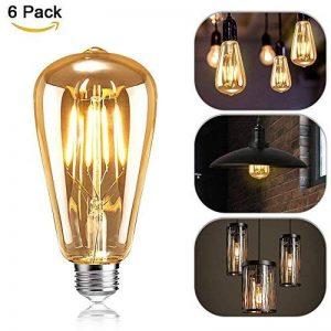 ampoule edison vintage TOP 12 image 0 produit