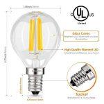 ampoule filament e14 TOP 6 image 1 produit