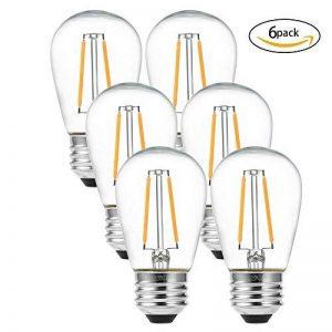 ampoule filament led TOP 8 image 0 produit