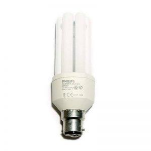 ampoule fluocompacte philips master pl-electronic - b22 - 20w - 2700k - 230v de la marque Philips image 0 produit