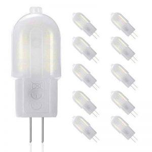 ampoule g4 led blanc froid TOP 9 image 0 produit