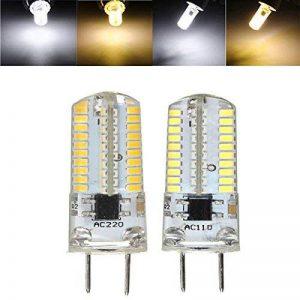 ampoule g8 led TOP 12 image 0 produit