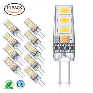 ampoule g8 led TOP 6 image 0 produit