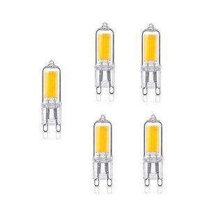 ampoule g9 20w TOP 10 image 0 produit