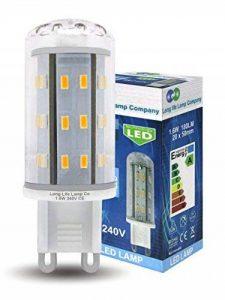 ampoule g9 basse consommation led TOP 0 image 0 produit