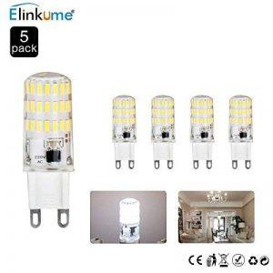 ampoule g9 couleur TOP 11 image 0 produit