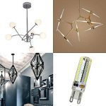 Ampoule G9 LED 5W, ZMH 6er Ampoule 3014 SMD 96 LEDs Lampe, équivalent à Ampoule Halogène/Incandescente 45W, 450LM Blanc Chaud 3000K spot, AC 220V-240V 360° Large Faisceau LED Bulb de la marque ZMH image 3 produit