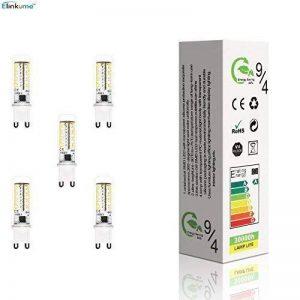 ampoule g9 led dimmable TOP 0 image 0 produit