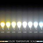 Ampoule G9 LED (lot de 6), 4000k Lumière Blanc neutre naturel du jour 2W, Angle d'éclairage 360 °[Classe énergétique A+] de la marque LED7 image 1 produit