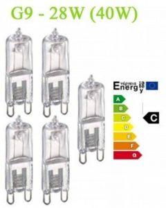 ampoule g9 TOP 1 image 0 produit