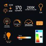 ampoule globe e14 TOP 8 image 3 produit
