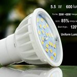 ampoule gu10 4000k TOP 12 image 1 produit