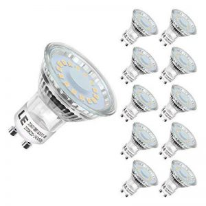 ampoule gu10 del TOP 1 image 0 produit