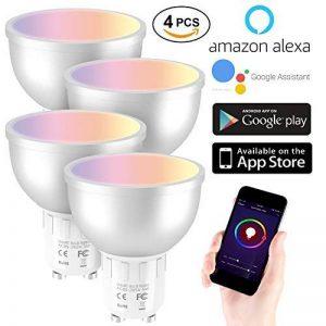 ampoule gu10 del TOP 10 image 0 produit