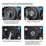 ampoule h8 TOP 6 image 4 produit
