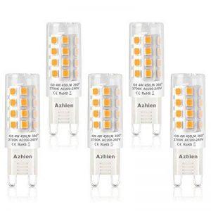 ampoule halogène g9 led TOP 13 image 0 produit