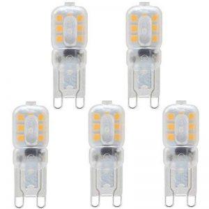 ampoule halogène g9 led TOP 4 image 0 produit
