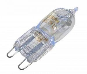 Ampoule halogène pour four-culot G9 puissance 25W de la marque Wpro image 0 produit
