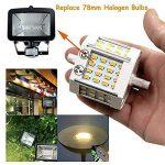 ampoule halogène r7s led TOP 8 image 2 produit
