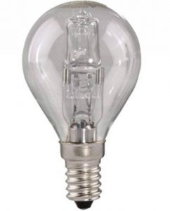 Ampoule halogène sylvania havells classic eco 28 w e14 240 v ball classic eco lampe halogène à réflecteur 5410288234854 de la marque Havells Sylvania image 0 produit