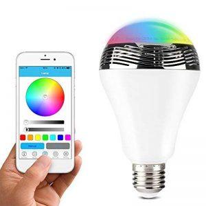 ampoule haut parleur TOP 4 image 0 produit