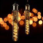 Ampoule à incandescence LED XQ-lite XQ1710 – Filament – E27 – Tube de la marque XQ-lite image 1 produit
