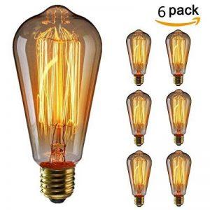 ampoule incandescente vintage TOP 4 image 0 produit